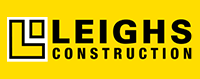 Leighs Construction Logo